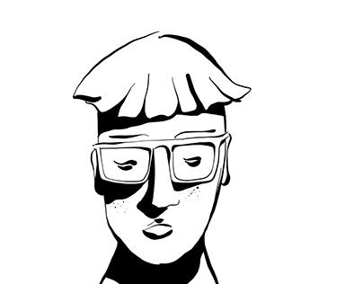 PEÖPLE   Digital Sketches