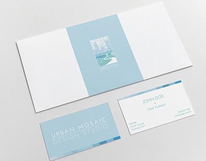 Urban Mosaic Design Studio | Branding