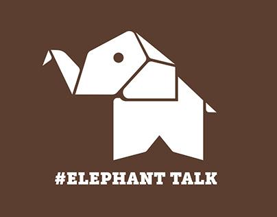 AdFed MN | Elephant Logo for The Pretty Good Show