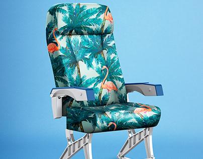 "Air Transat | ""Choose your seat"""