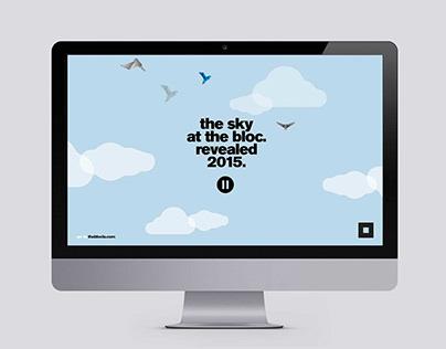 Sky Revealed. The Bloc DTLA