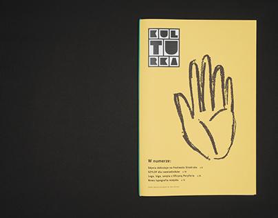 Kulturka - Magazine Layout & Editorial Design (2016)