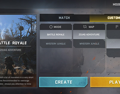 Concept_Game UI