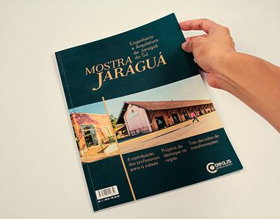 Jaraguá Showcase magazine