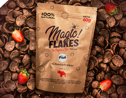 Magic! Flakes ®