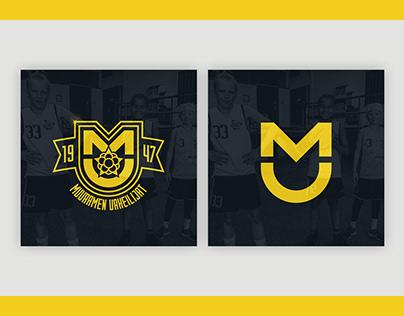 Muuramen Urheilijat Logo Design