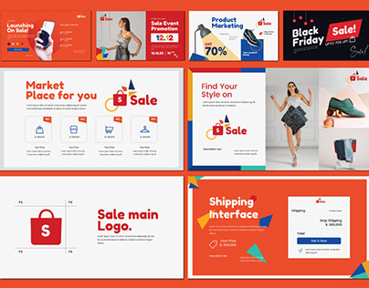 Free Sale Powerpoint Template