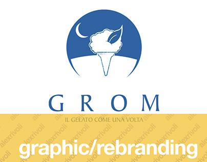 GROM – Logo Restyling