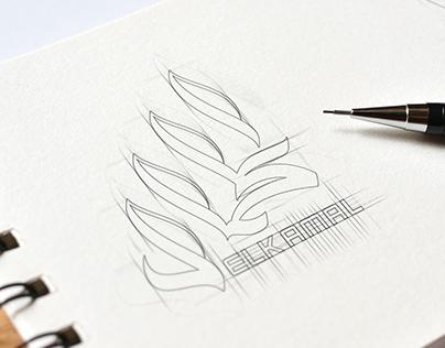 ELkamal Logo . New Brand