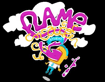 Flame Sauce :: Animated Logo