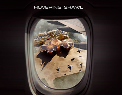 "Airport ""Hovering Shawl"""