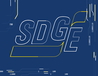 SDGE Electric Vehicle Graphics