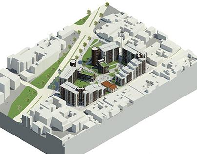 U.I Teoría Innovación y vivienda/Comuneros comunales