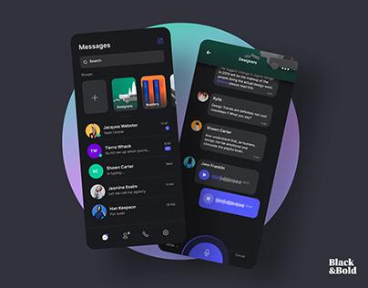 Secure Chat App