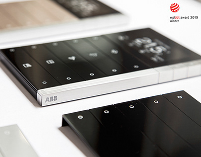 ABB Intelligent switch panel
