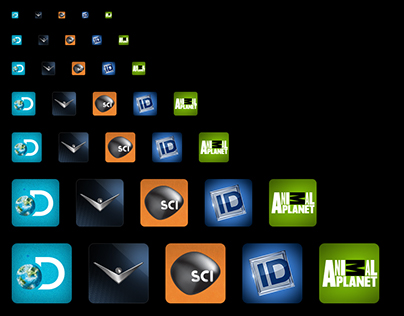 Discovery Favicons