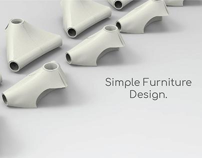 Simple Furniture Design
