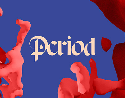 Period | The Bloody Truth - Brand Identity Concept
