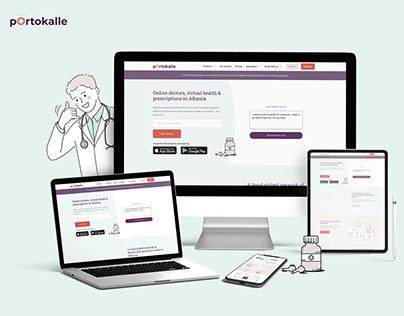Online doctors, virtual health & prescriptions - CRM