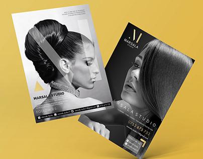 Marsala Studio Flyer