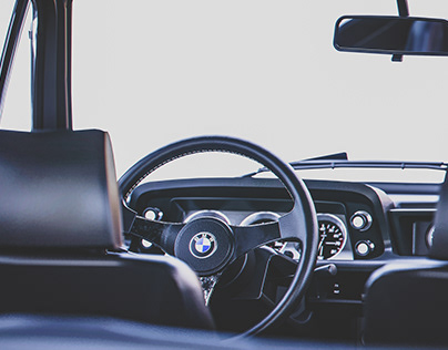BMW 2002 turbo 1974
