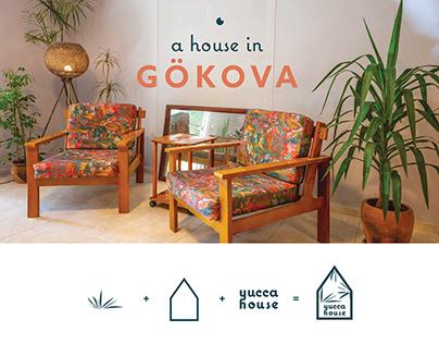 Yucca House // Branding