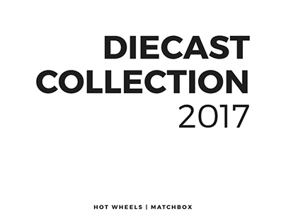 Diecast Collection 2017