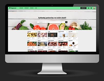 Digimarket webdesign