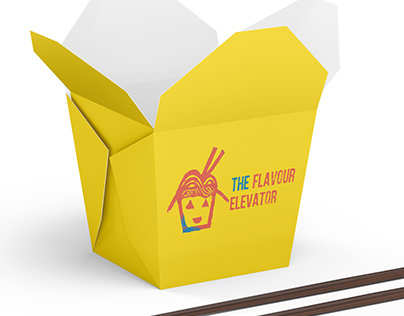 The Flavour Elevator (branding)
