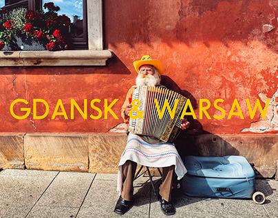 GDANSK & WARSAW, POLAND