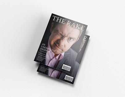 The Rake - Magazine Redesign