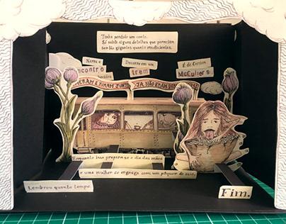 """""""Trem: os livros das histórias perdidas"""""""