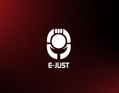E-Just New Branding Identity