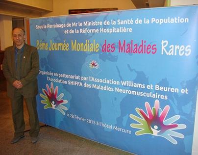 célébration de la 8ème journée internationale des malad