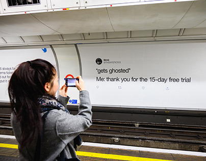 Valentines #TwitterDating campaign by Flying Object
