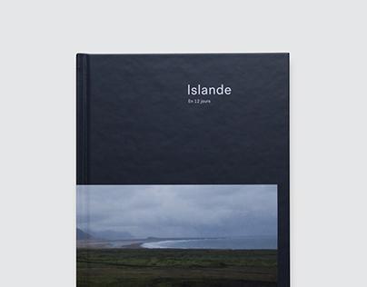 Islande en 12 jours.