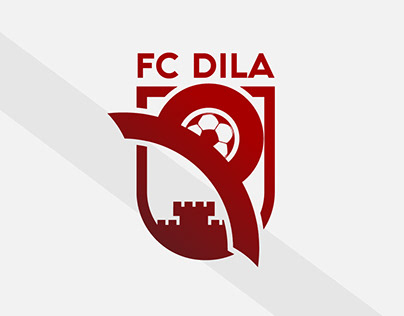 Dila Gori - Football Club Logo Redesign