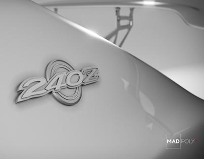 Nissan 240Z S30 (in progress)