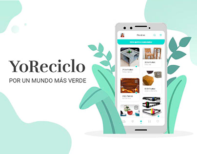 YoReciclo UX-UI