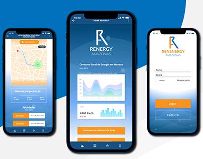 Projeto Renergy | UI/UX