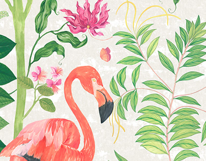 FLAMINGO el Corte Inglés SS/20 Homeware Decoration