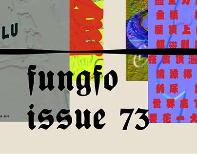 /FUNGFO/zine Editorial - issue 73