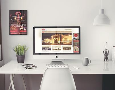 Cawnpore Club - Branding & Web