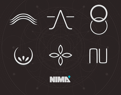 Nima Graphic art + Iconography