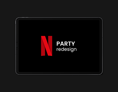 Netflix Party Redesign
