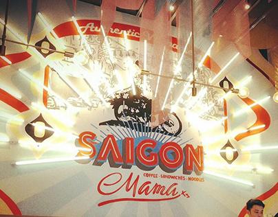 SAIGON MAMA X