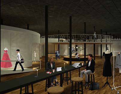 RISD FALL: DREAM Studio; share fashion workspace