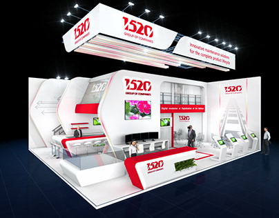 exhibition stand 1520 group