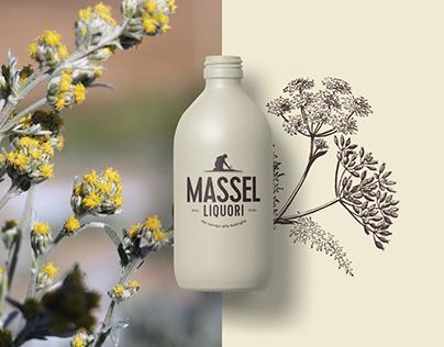LIQUORI MASSEL . Branding