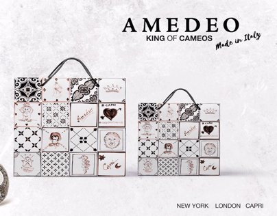 """Amedeo """" King Of Cameos"""""""